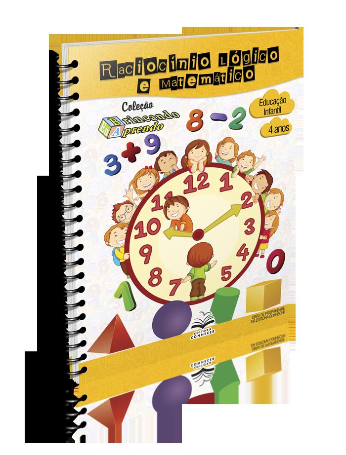 Grupo Mais Educação Raciocínio Lógico E Matemático 4 Anos